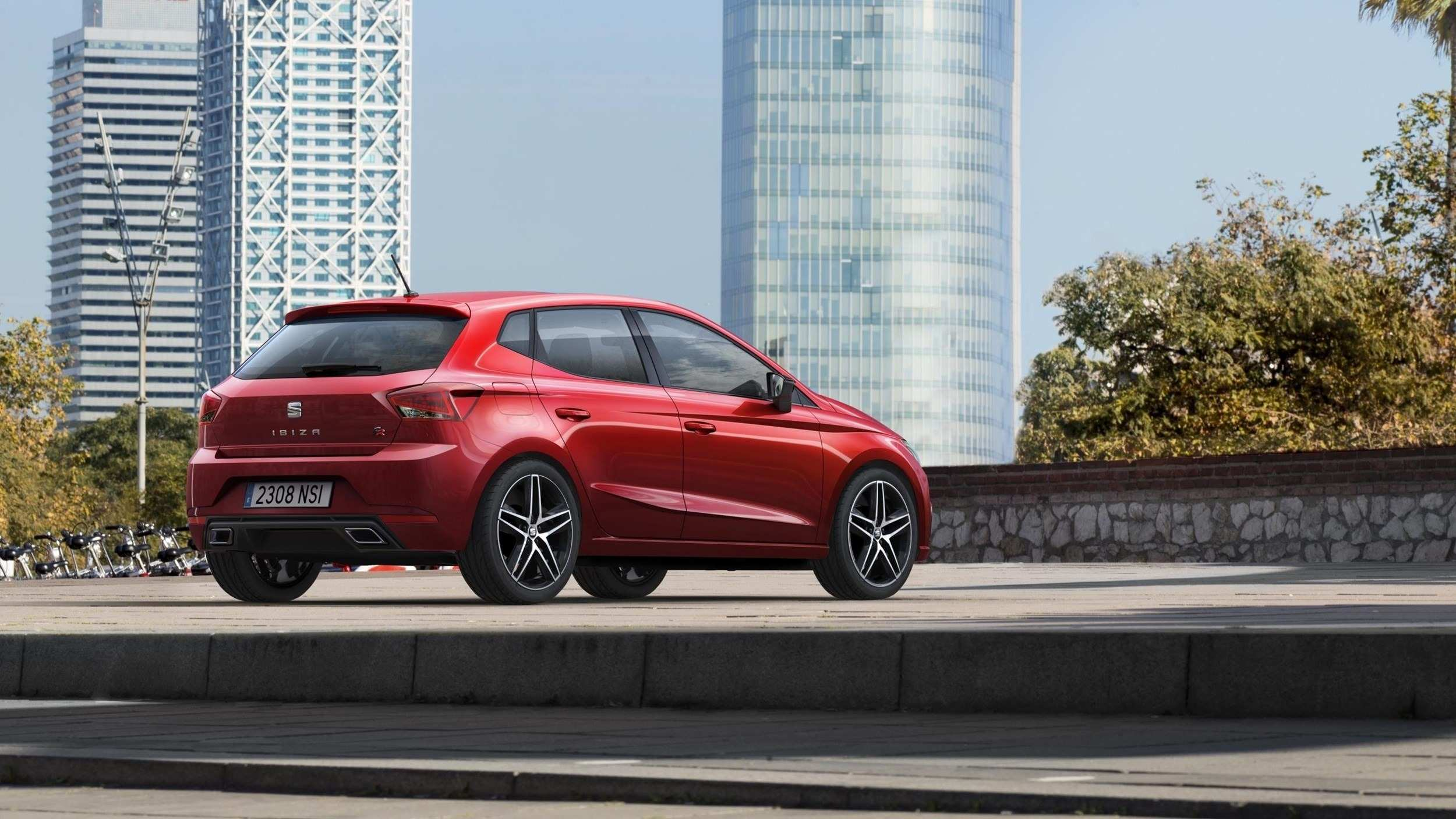 24 All New 2019 New Seat Ibiza Egypt Mexico Photos