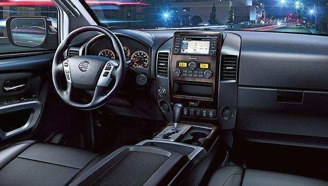 24 All New 2019 Nissan Titan Interior Ratings
