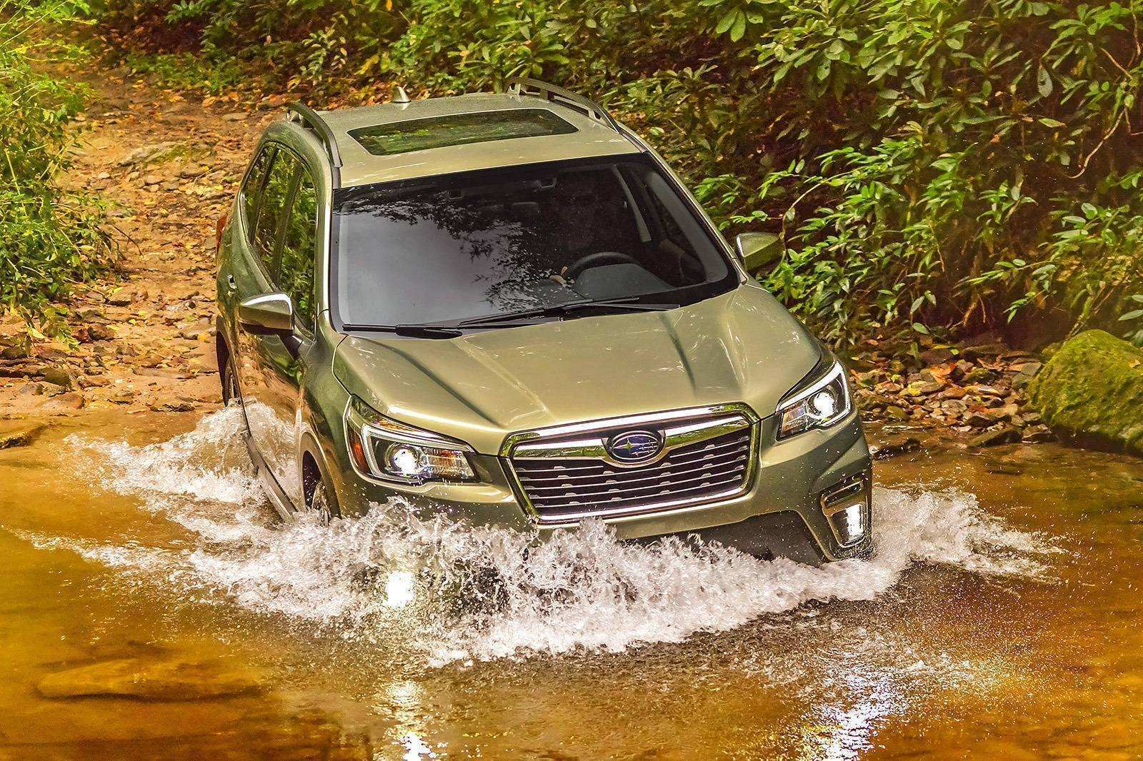 24 All New 2019 Subaru Forester Mpg Release Date And Concept