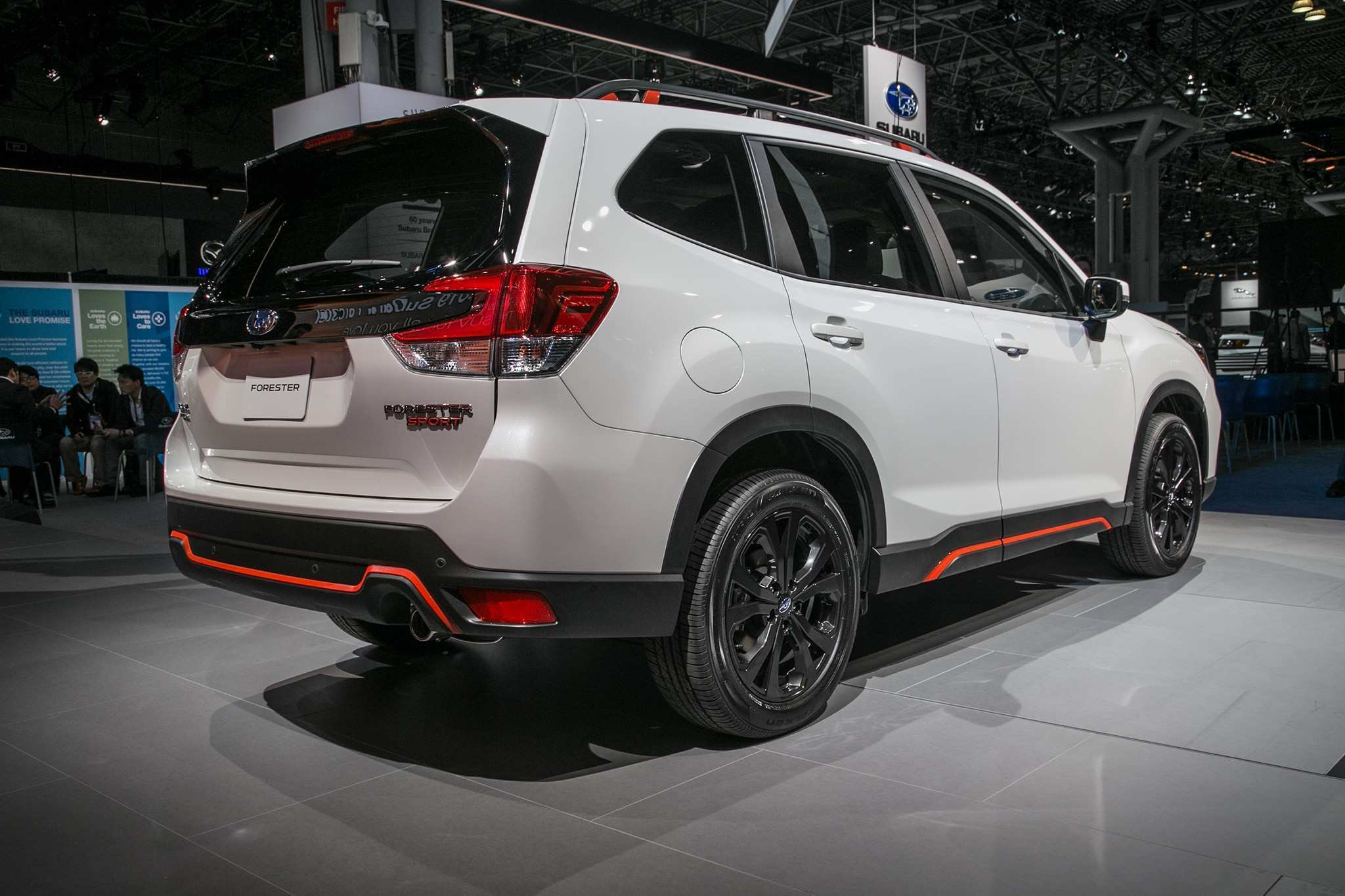 24 All New 2019 Subaru Forester Sport Review