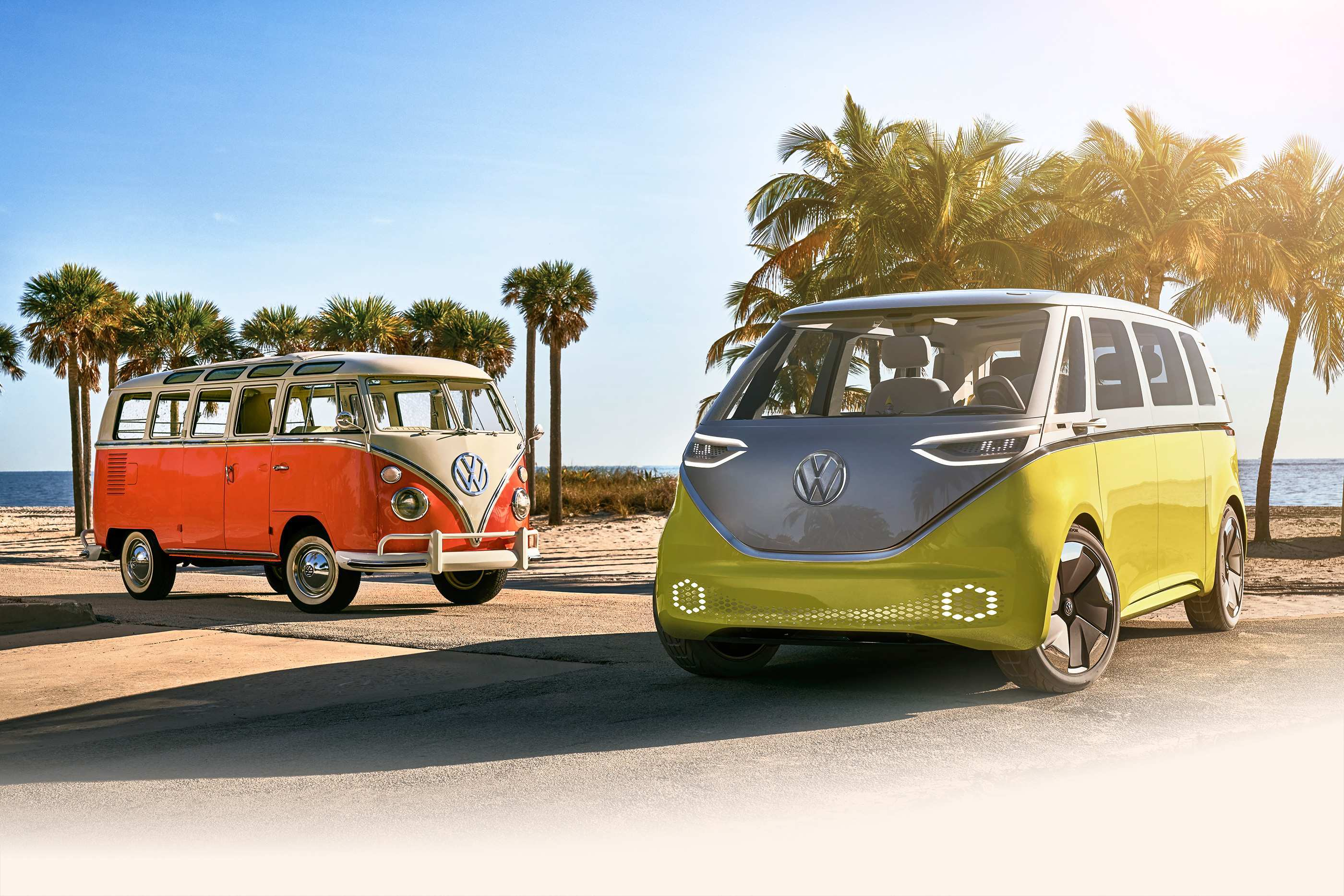 24 All New 2019 Volkswagen Bus History