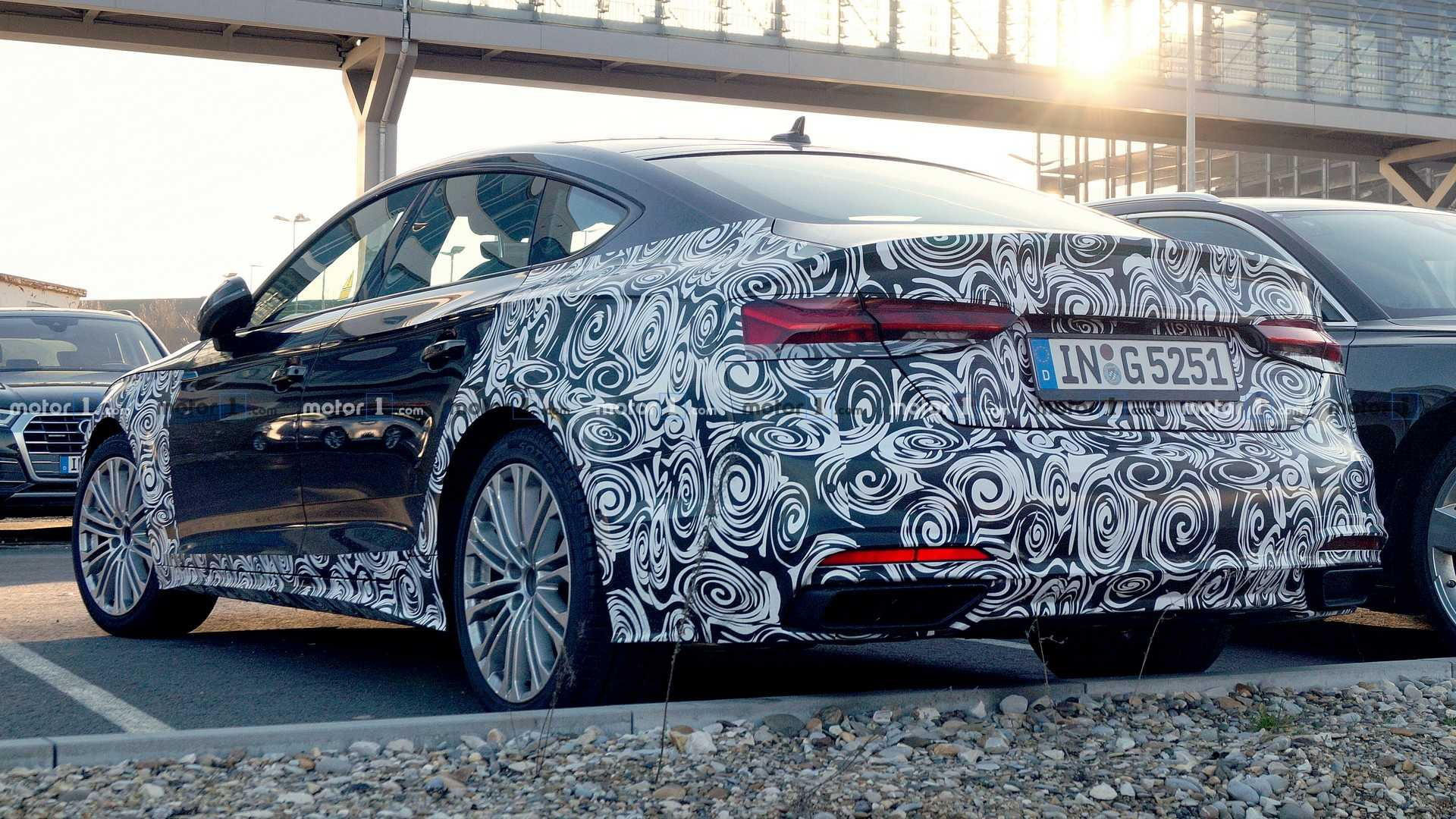 24 All New 2020 Audi A5s Review