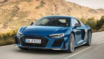 24 All New 2020 Audi R8 V10 Spyder Review And Release Date