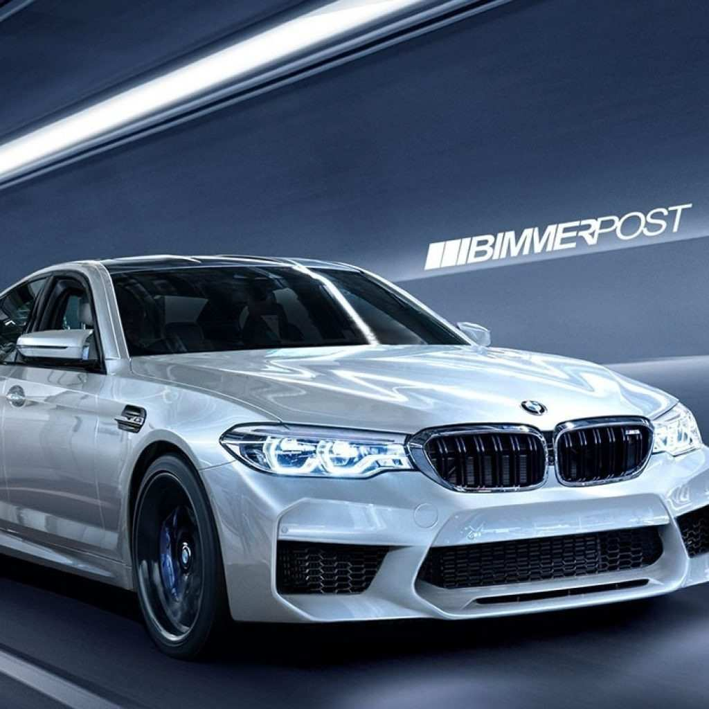 24 All New 2020 BMW M5 Get New Engine System Performance And New Engine