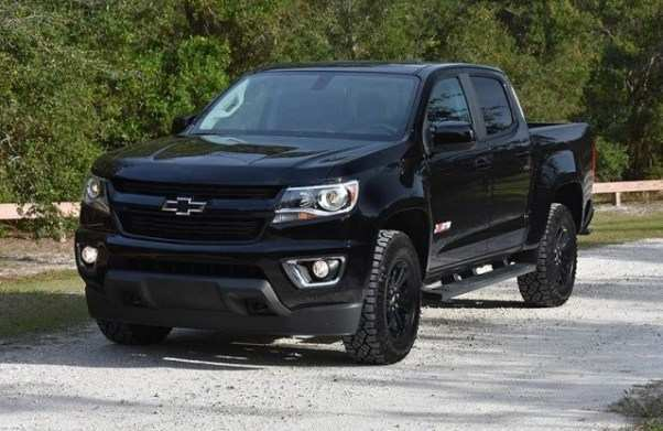 24 All New 2020 Chevy Colorado Interior