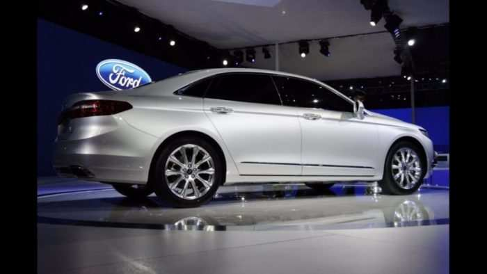 24 All New 2020 Ford Taurus Concept And Review