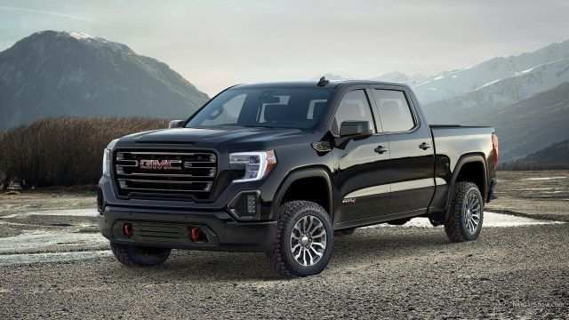 24 All New 2020 GMC Sierra 1500 Picture