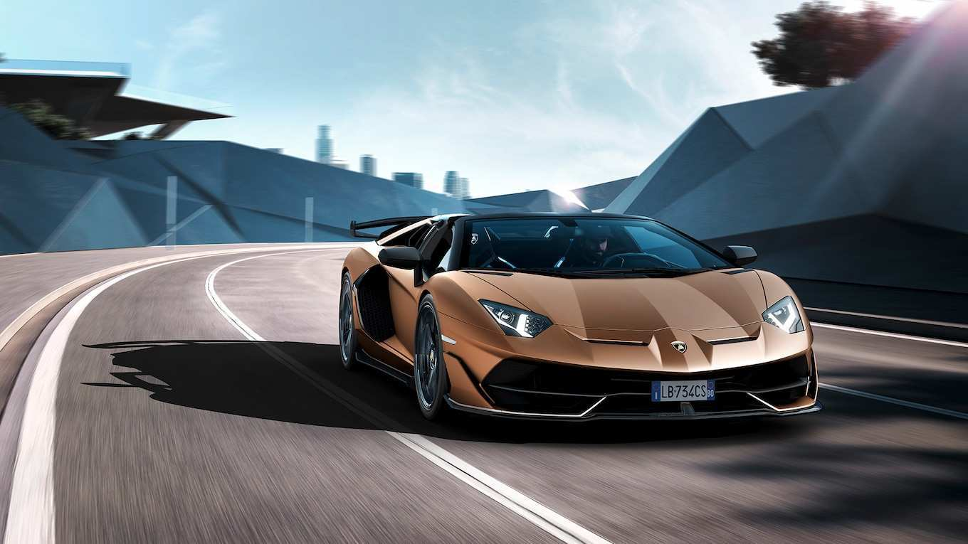 24 All New 2020 Lamborghini Aventador Concept