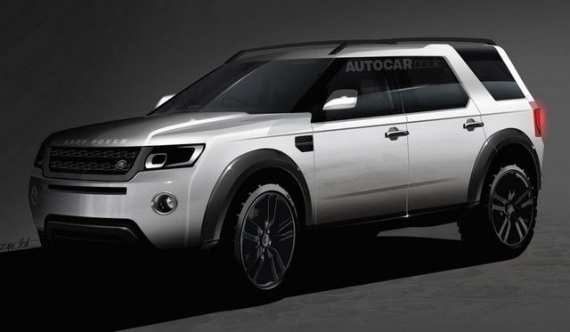 24 All New 2020 Land Rover LR4 Redesign and Review