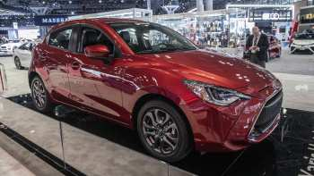 24 All New 2020 Mazda 2 Engine