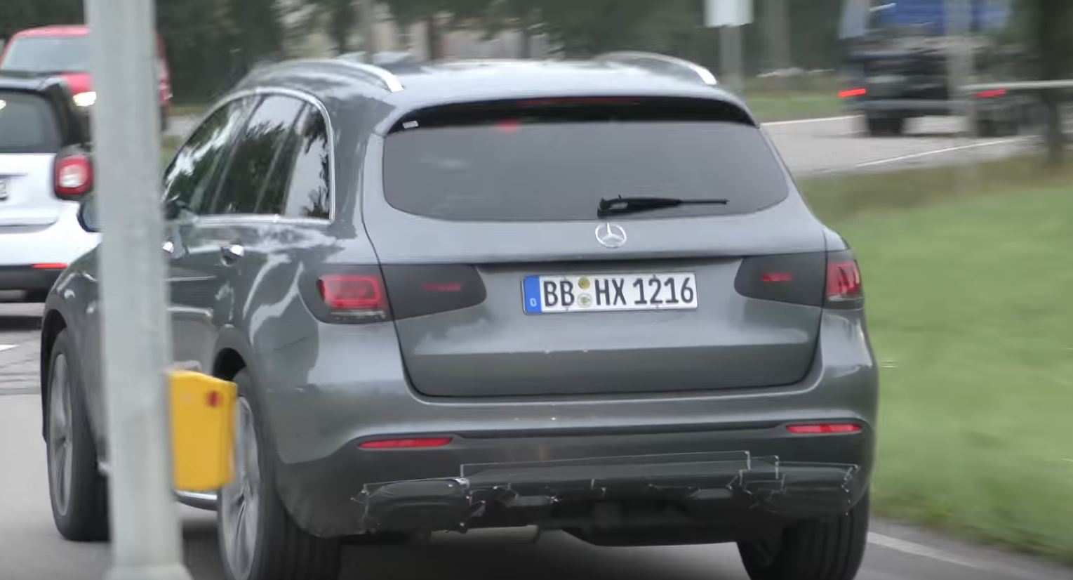 24 All New 2020 Mercedes Glc Review