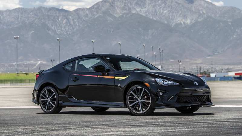 24 All New 2020 Scion Frs Exterior