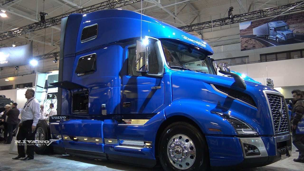 24 All New 2020 Volvo Vnl 860 Interior Price And Release Date