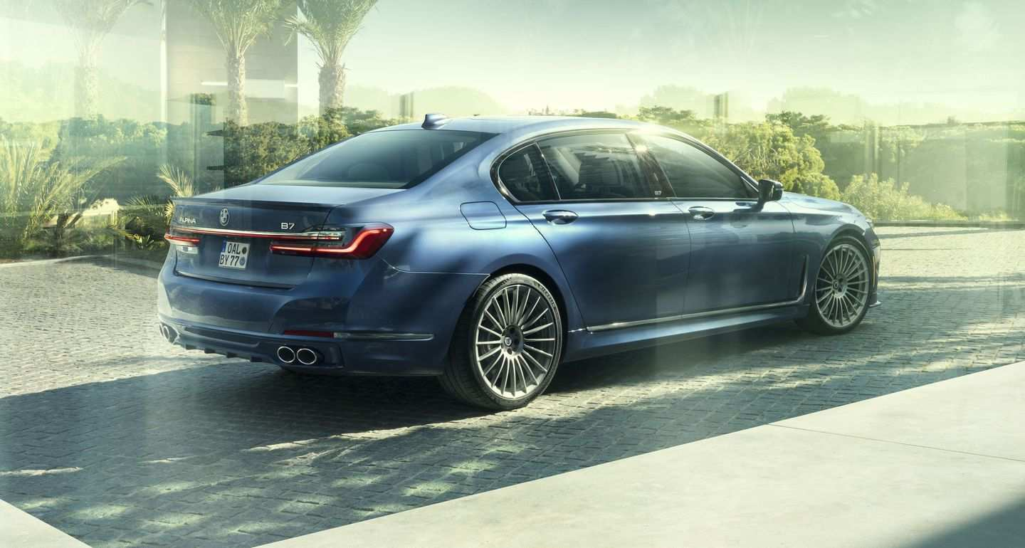 24 All New BMW B7 Alpina 2020 Overview
