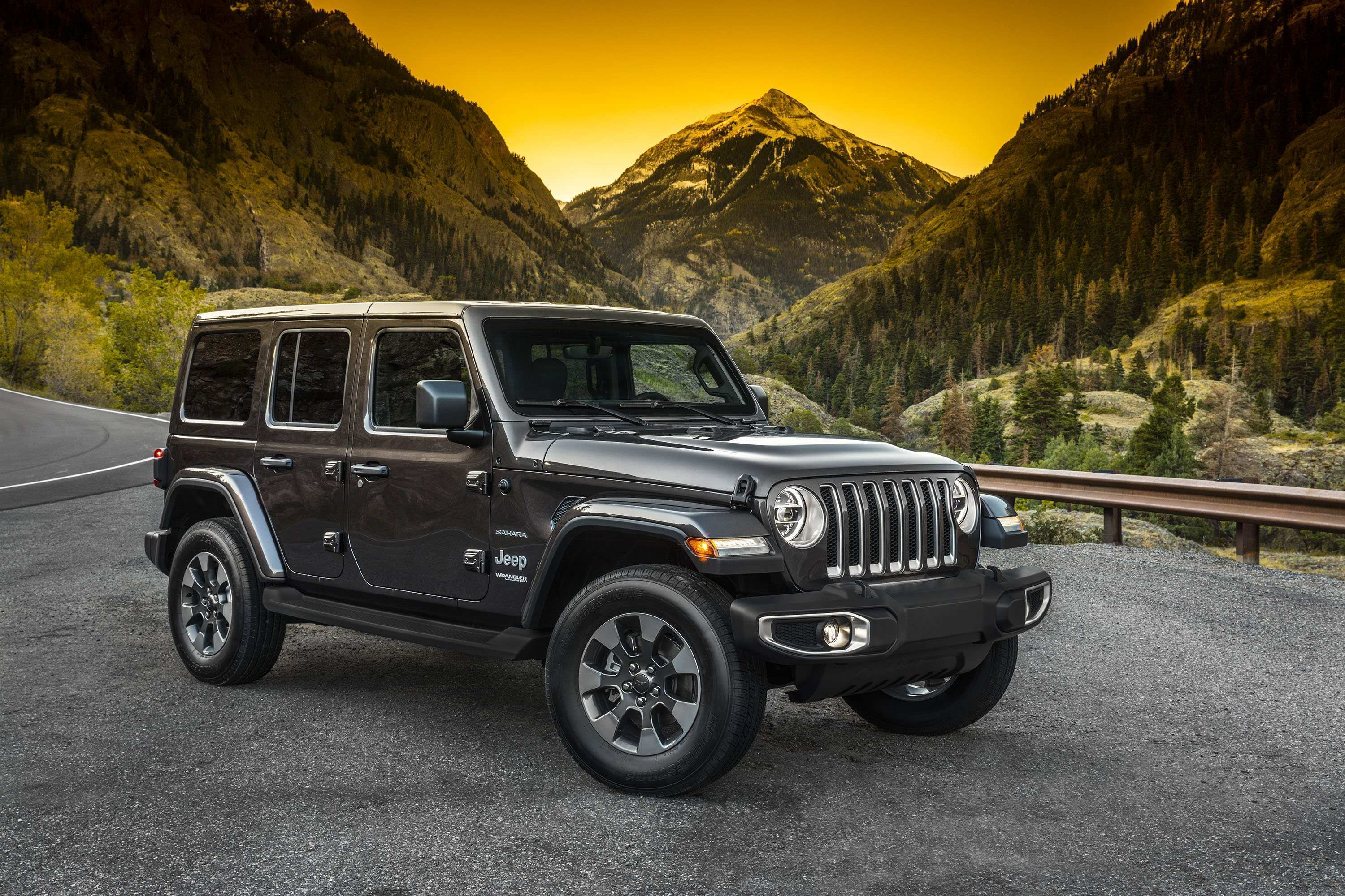 24 All New Jeep Unlimited 2020 Concept