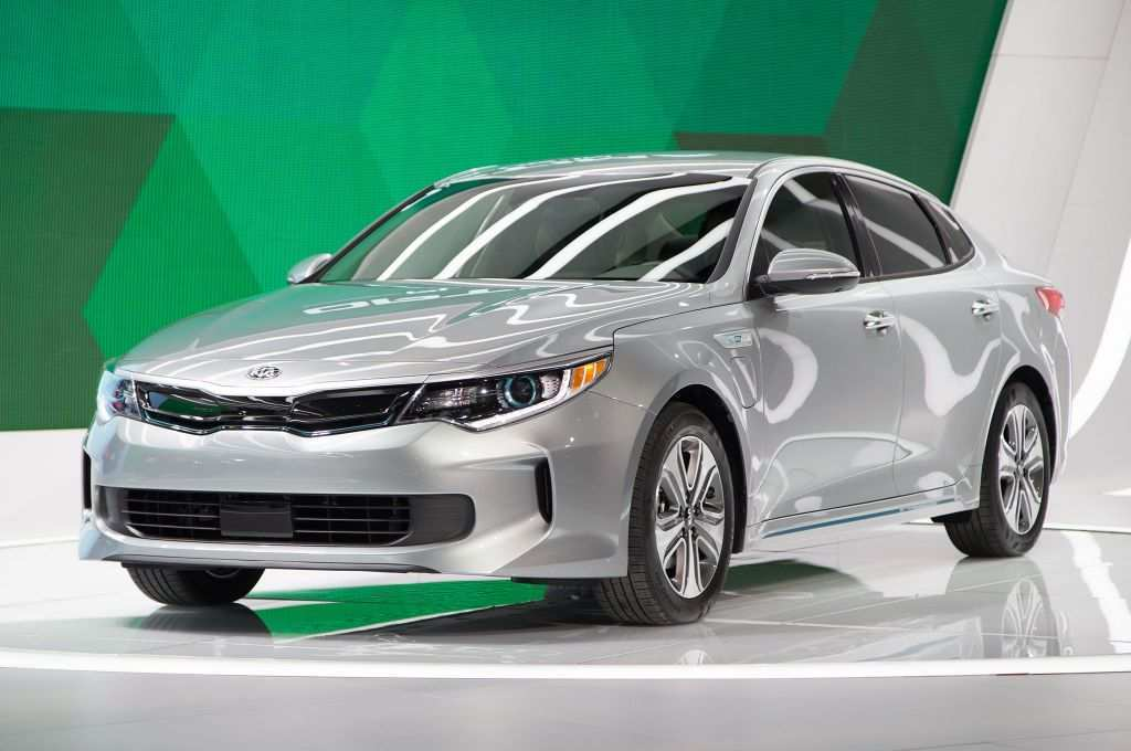 24 All New Kia Optima Phev 2020 Price