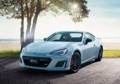 Subaru Brz Turbo 2020