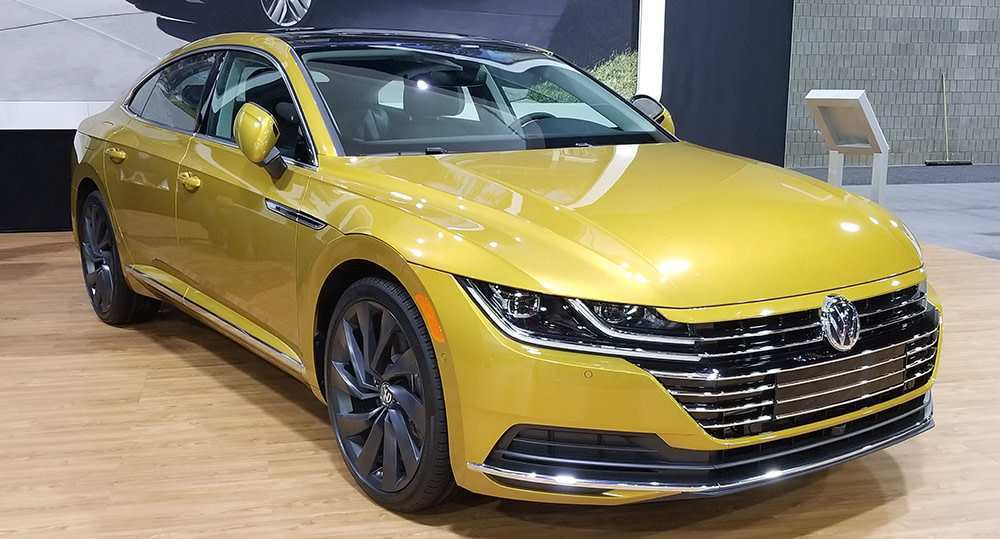24 All New Vw 2019 Arteon Release Date And Concept