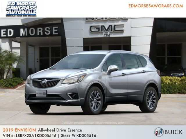 24 Best 2019 Buick Envision Pictures