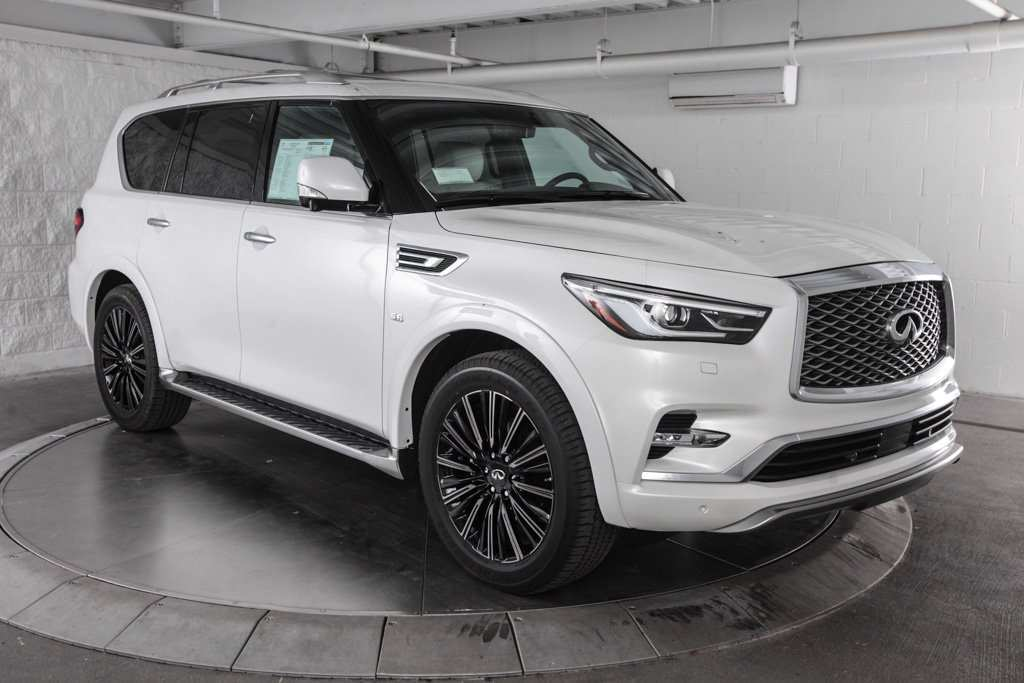 24 Best 2019 Infiniti QX80 Interior