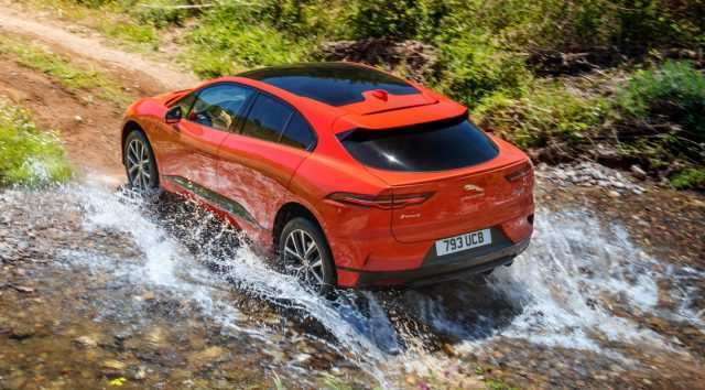 24 Best 2019 Jaguar I Pace First Edition Release Date And Concept