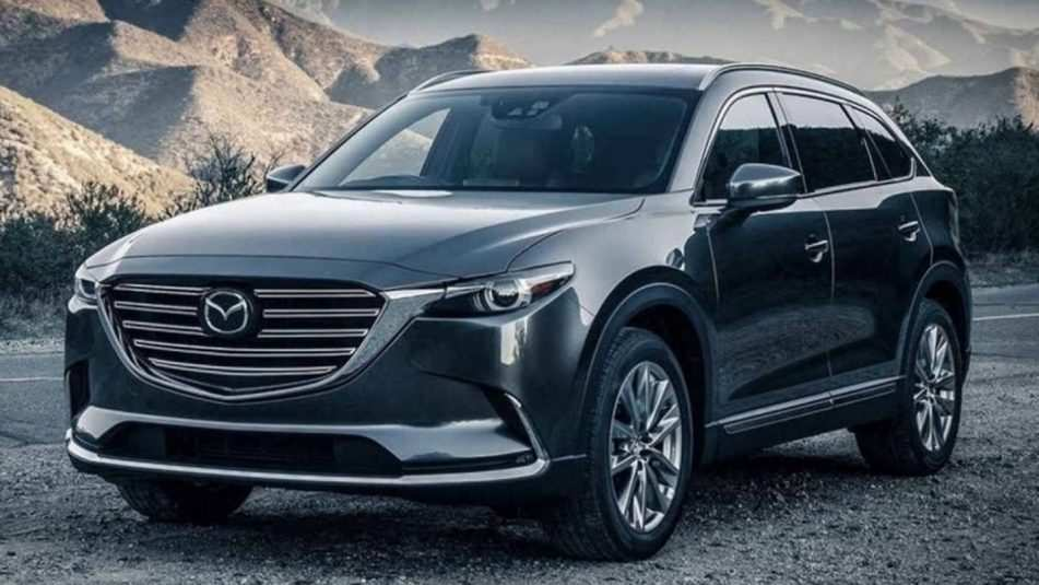 24 Best 2019 Mazda Cx 9 Rumors Concept