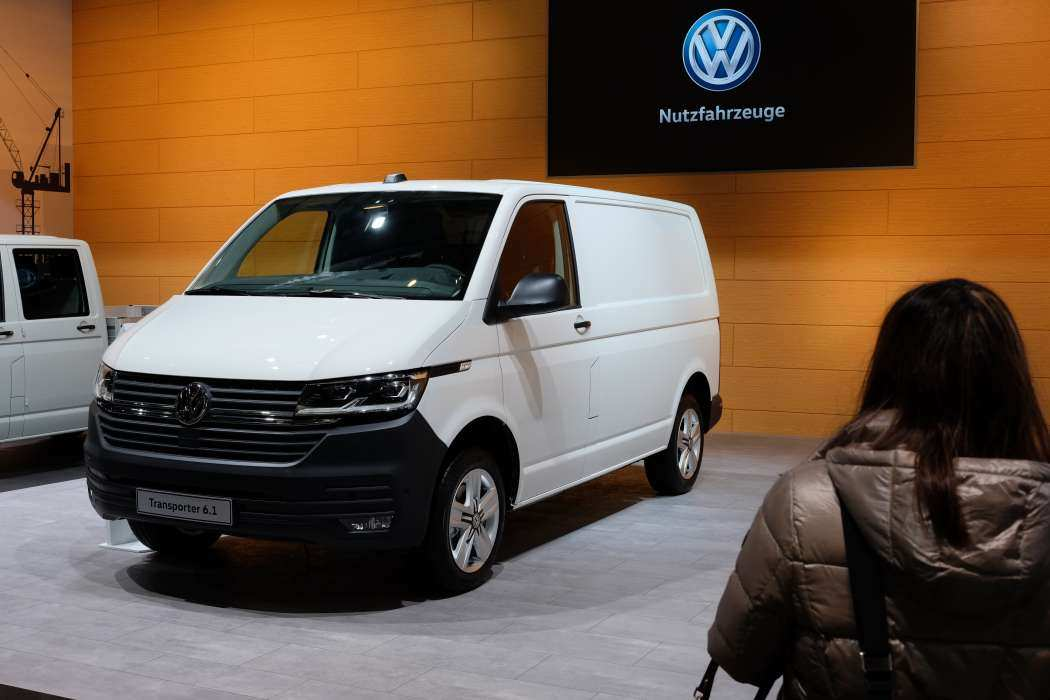 24 Best 2019 VW Transporter First Drive