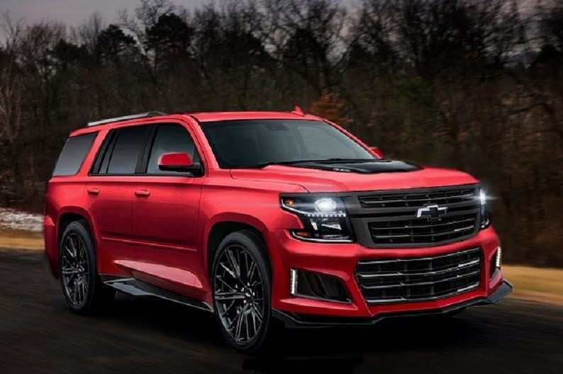 24 Best 2020 Chevrolet Tahoe Release Date Exterior And Interior