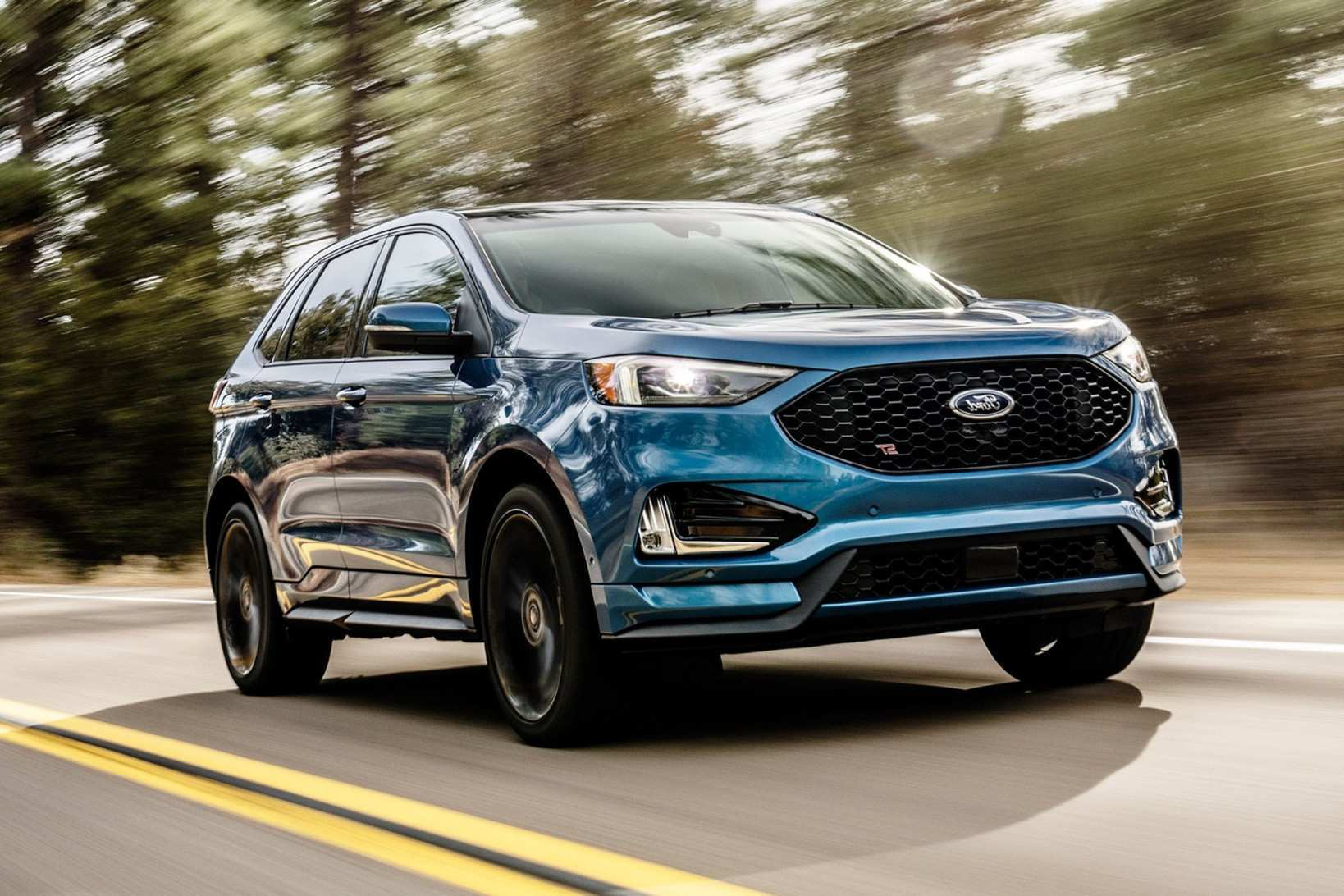 24 Best 2020 Ford Edge New Design Redesign