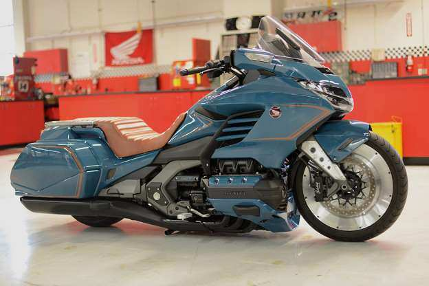 24 Best 2020 Honda Gold Wing Price Design And Review