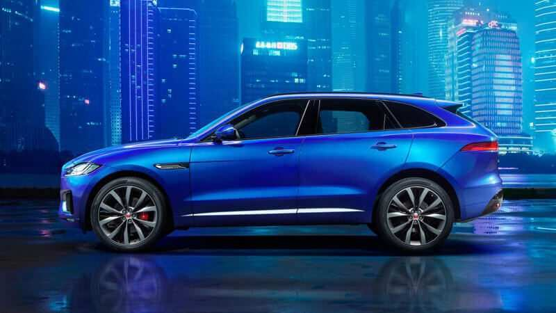 24 Best 2020 Jaguar Suv Model