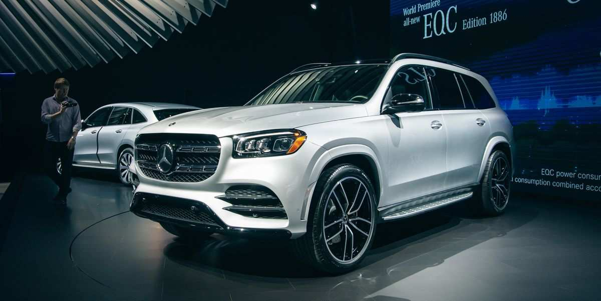 24 Best 2020 Mercedes Gl Class New Model And Performance