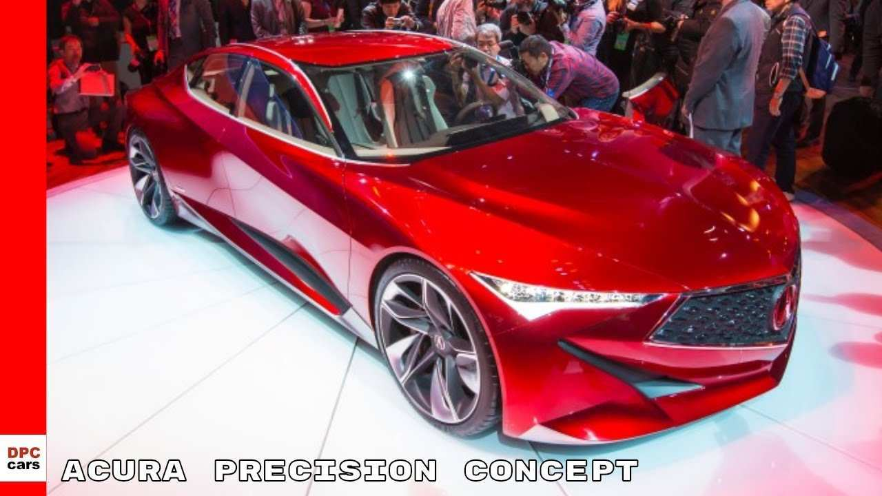 24 Best Acura Precision Concept 2020 New Review