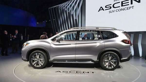 24 Best Subaru Ascent 2020 Release Date Price And Release Date