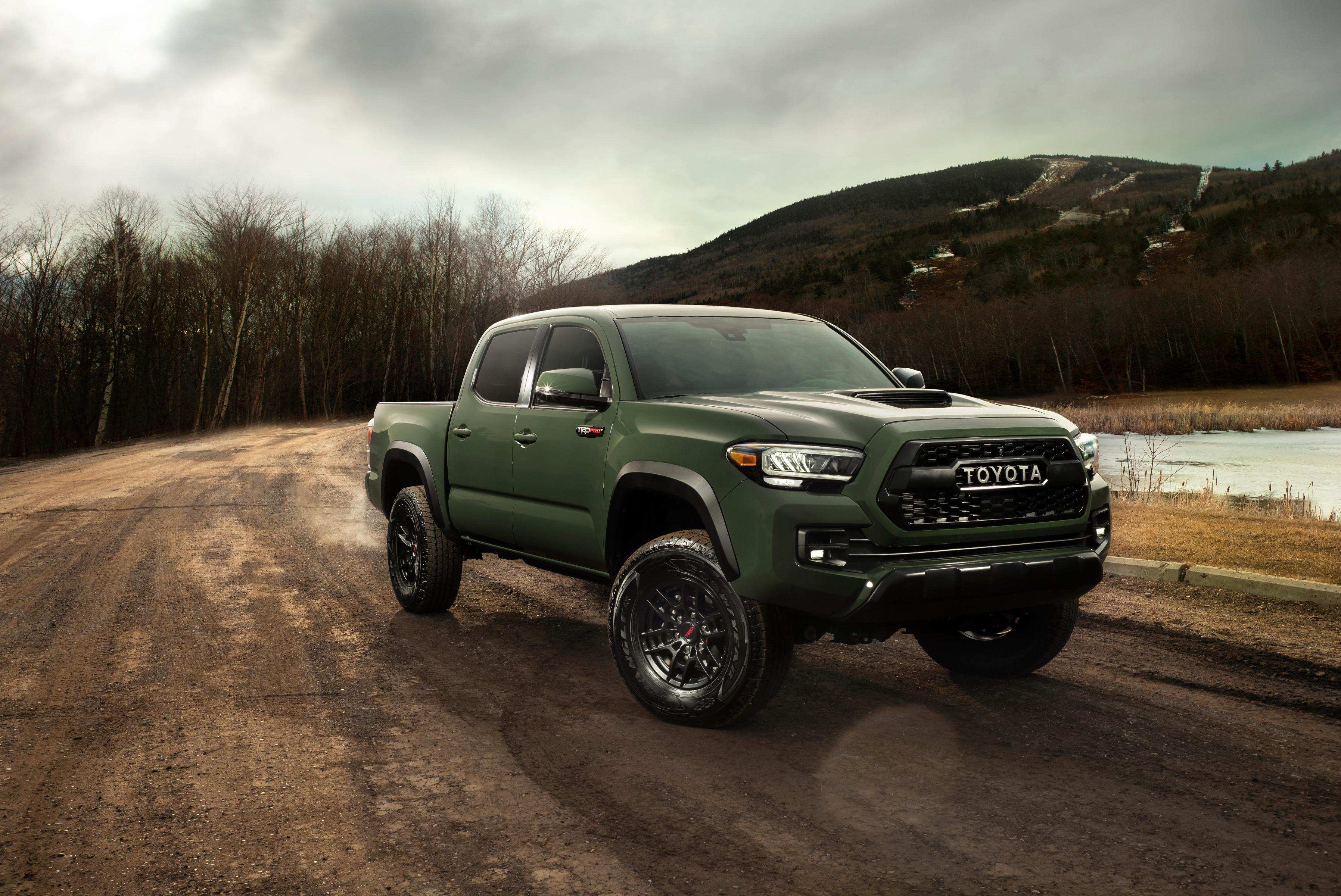 24 Best Toyota Tacoma 2020 Colors Configurations