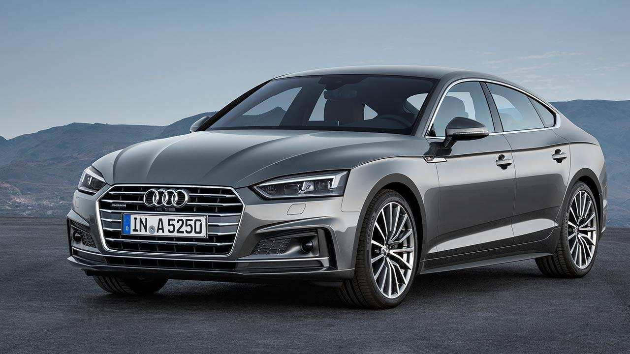 24 New 2019 Audi A5 Exterior And Interior