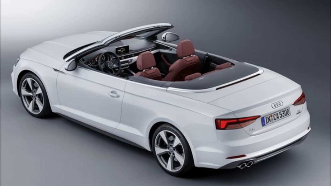 24 New 2019 Audi Rs5 Cabriolet Review And Release Date