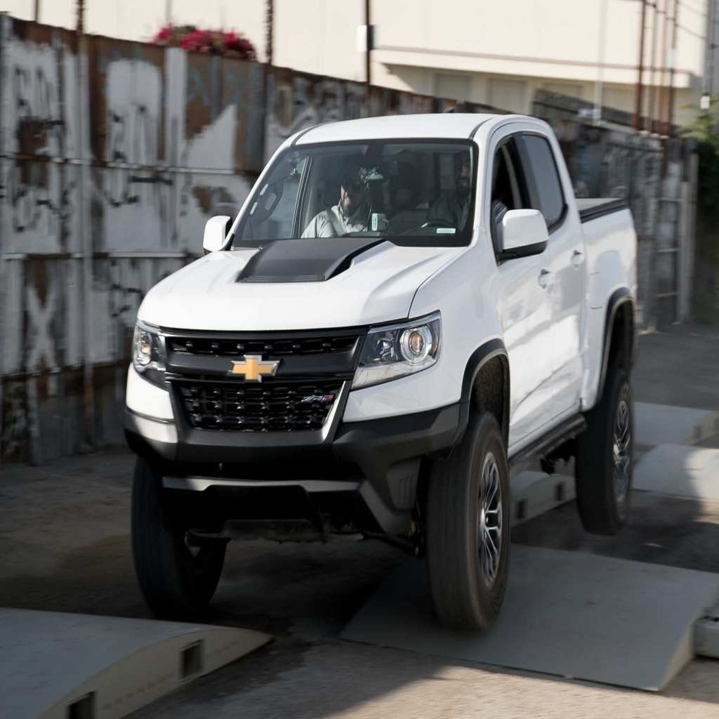 24 New 2019 Chevrolet Colorado Z72 Reviews