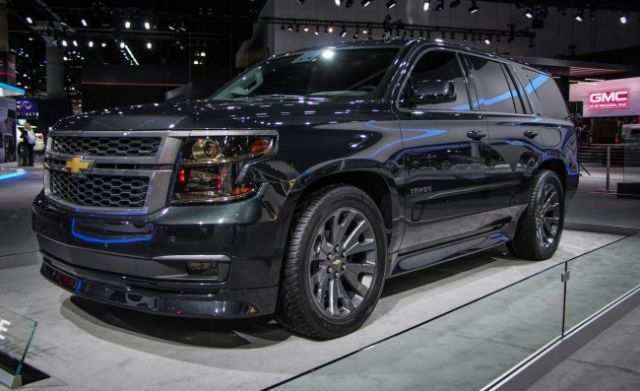 24 New 2019 Chevy Tahoe Z71 Ss Style