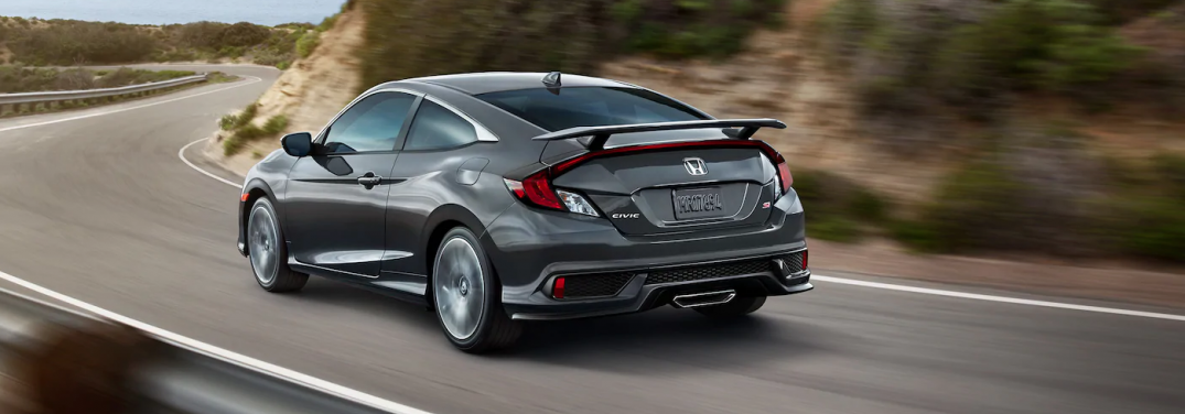24 New 2019 Honda Civic Coupe Redesign And Review