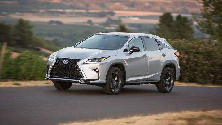 24 New 2019 Lexus TX 350 Picture