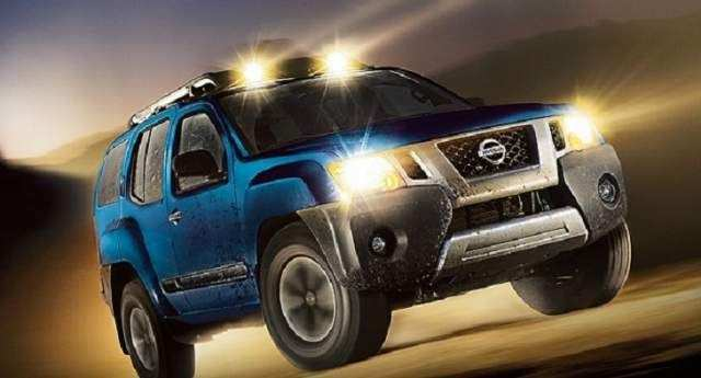 24 New 2019 Nissan Xterra Concept And Review