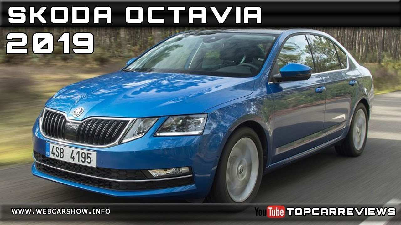 24 New 2019 Skoda Octavia Performance