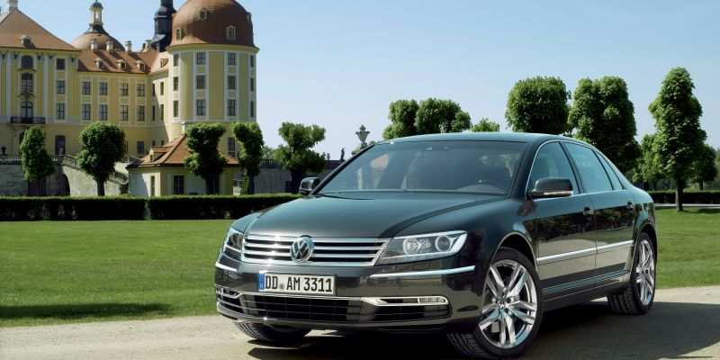 24 New 2019 VW Phaeton Ratings