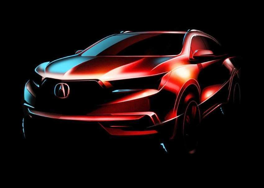 24 New 2020 Acura MDX Performance And New Engine
