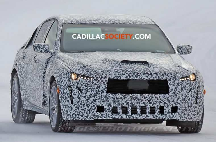 24 New 2020 Cadillac SRXSpy Photos Rumors