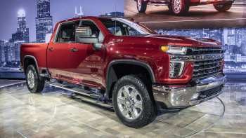 24 New 2020 Chevy 2500Hd Duramax Wallpaper