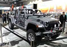 2020 Jeep Gladiator Lift Kit