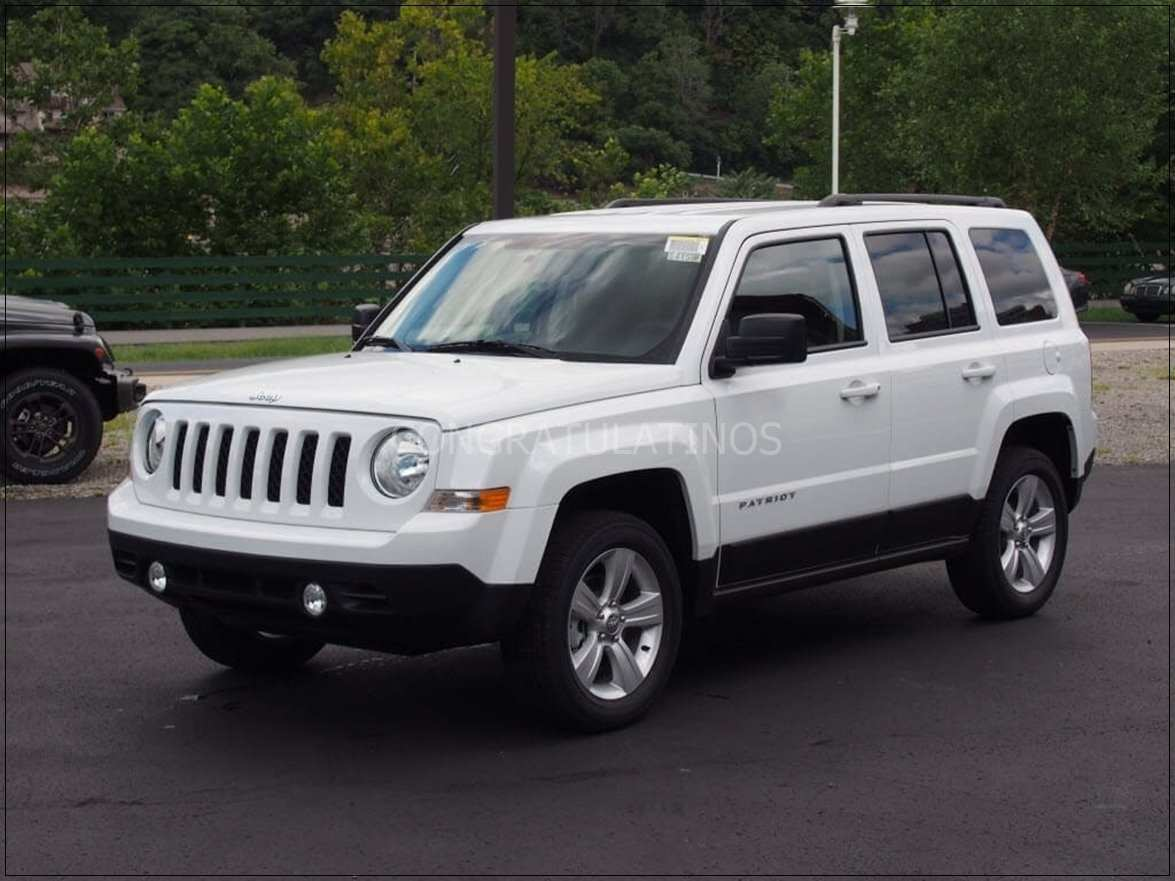 24 New 2020 Jeep Patriot Redesign