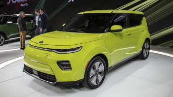 24 New 2020 Kia Soul Ev Range New Model And Performance